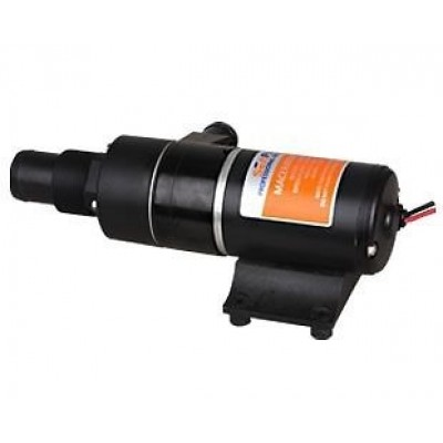 Sea Flo 12v Macerator Water Waste Pump 45 LPM 12gpm Toilet Rv Trailer Camper Marine Boat
