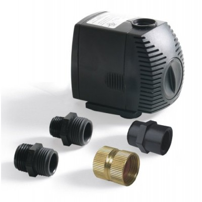 Algreen Products 500GPH Rain Barrel Pump Kit