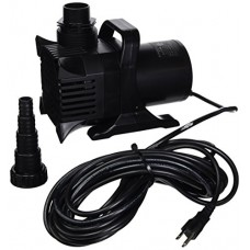 Algreen Products MaxFlo 20000 to 5500 GPH Pond and Waterfall Pump for Gardening
