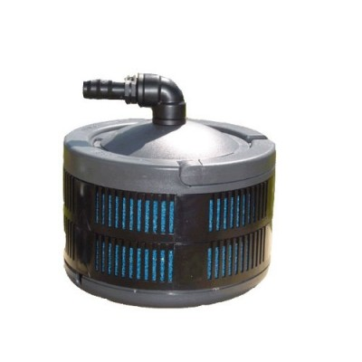 Algreen Products SuperFlo Pump Filters Include Both Mechanical and Biological Filtration for Ponds and Gardening