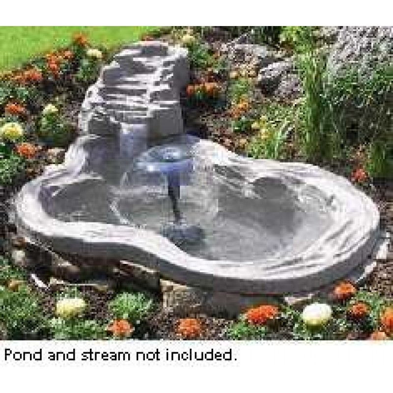 Algreen products superfluid 2000 and 500gph pond water for 2000 gallon pond pump