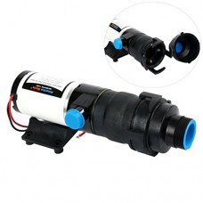Amarine-made 12V 45 LPM 12GPM Quick Release RV Mount Macerator Waste Water Pump,Boat RV Marine
