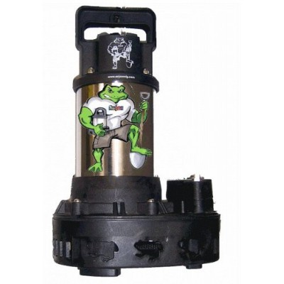 Anjon BFP6300 Big Frog 6,300 gph 1 HP submersible waterfall pump