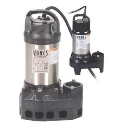 Aquascape 29495 Tsurumi 8PN Submersible Pump for Ponds, Skimmer Filters, and Pondless Waterfalls