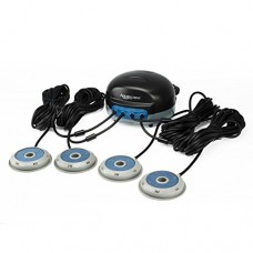 Aquascape 75001 Pond Air 4 (Quadruple Outlet Aeration Kit)