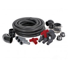 Atlantic Water Gardens 3-Way Fountain Basin Plumbing Kit