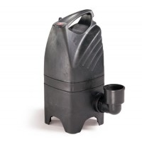 Atlantic Water Gardens Pond & Waterfall Pump, Excels in Rigorous Conditions, 2050GPH