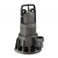 Atlantic Water Gardens Pond & Waterfall Pump, Excels in Rigorous Conditions, 6500GPH