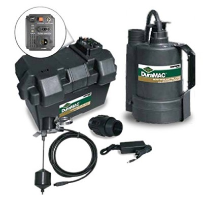 AY McDonald 6190-170 5000PVSPBU Battery Back-Up for Sump Pump