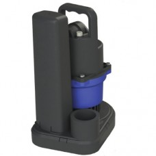 Barnes SU25 1/4HP 3450 RPM SHUR-Switch Series Thermoplastic Residential Sump Pump