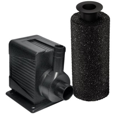 Beckett Corporation DP400 400 GPH Pump for Ponds and Fountains