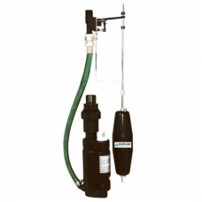 Burcam 300402 Buddy Submersible Back up Municipal Water Sump Pump