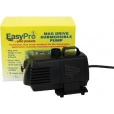 EasyPro Pond Products EP1050 Submersible Mag Drive Pond Pump, Max Flow 1050 GPH
