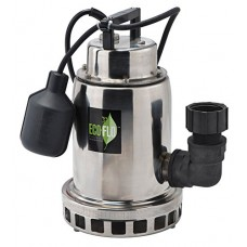 ECO-FLO Products SEP50W Stainless Steel Waterfall Fountain Pump, 1/2 HP, 2,400 GPH
