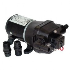 Flojet 04406043A 3.2 GPM 35 PSI 110V Quiet Quad Water Pump System
