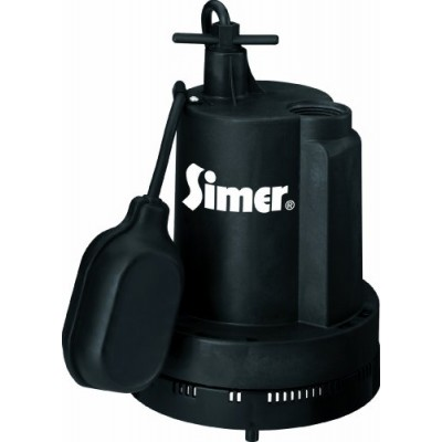 Flotec Simer 2905 Mark I 1/4 HP Submersible Automatic Sump Pump