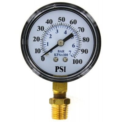 Flotec TC2104-P2 Well Pump Pressure Gauge