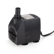 New 210 GPH Aquarium Submersible Pump Fish Tank Fountain Water Hydroponic US Plug