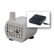 Fountain Pro Battery Operated Submersible Fountain Pump