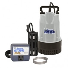 Glentronics BW1050 Basement Watchdog Sump Pump, 2820-Gallon Per Hour