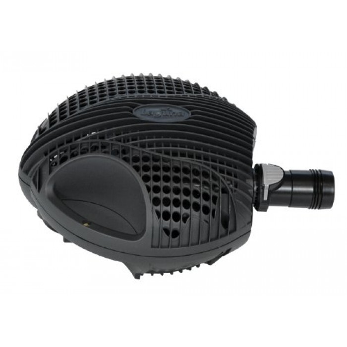 Laguna max flo waterfall and filter pump 2900 gph for Pond waterfall pump and filter