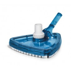 Hayward SP1068 Triangular 3-Brush Pool Vacuum Head, 1-1/4-Inch and 1-1/2-Inch Swivel Hose Connections Included for All Pools