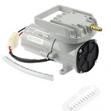 HEALiNK 12V 150Lpm Portable Aquarium Air Compressor Aquaculture Water Fish Hi Pressure Pump