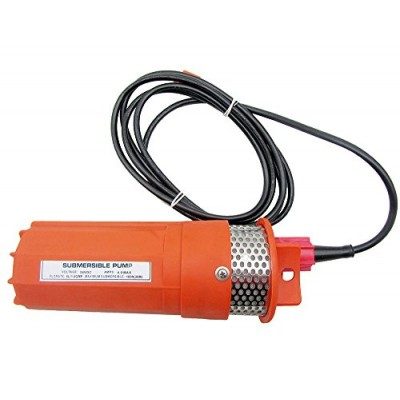HSH-Flo DC24V Solar Submersibel water Pump Farm & Ranch 230FT+ Lift (DC24V Pump)