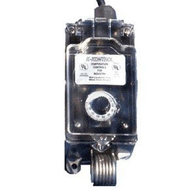 Ice Eater Powerhouse Thermostat F/Salt Or Fresh Water W/Adjustable Temperture Settings