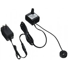 Jebao PP-333LV+LED Submersible Fountain Pond Water Pump with LED Light, 2.5W