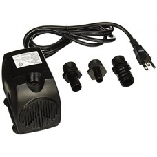 Jebao WP-2000 Submersible, Hydroponics, Aquaponics, Fountain Pump 530gph, 45w