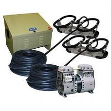 Kasco Marine Robust-Aire Aquatic Aeration System RAH2 - For Ponds to 3.0 Surface Acres, 240 Volts, Includes Base Cabinet Mount