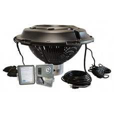 Kasco Marine 3400HVFX 100 Floating Aerating Fountain ¾hp 240 volts 100' Cord