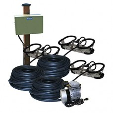 Kasco Marine Robust-Aire Aquatic Aeration System RAH3PM - For Ponds to 4.5 Surface Acres, 240 Volts, Includes Post Cabinet Mount