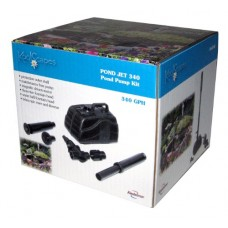 KoolScapes PJ-340 340 GPH Pond Pump Kits