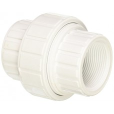 LDR FP4 UT-112 Pipe Fitting Union, 1 1/2-Inch, PVC