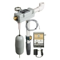Liberty Pumps SJ10A 1-1/2-Inch Discharge SumpJet Water Powered Back-Up Pump with Alarm