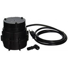 Little Giant 527003 NK-2 115-volt 1/40 HP Submersible Lubricated Pump with 6-Feet Cord, 1-Pack