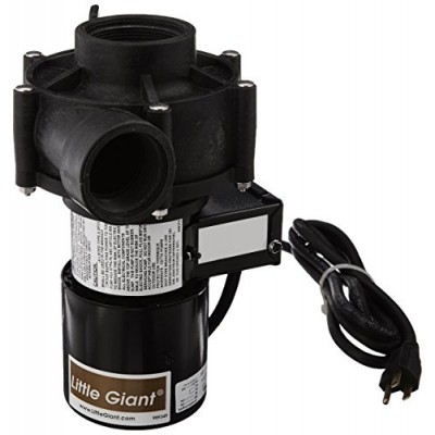 Little Giant 566020 Out of Pond Pump, 1740-Gallon