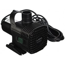 Little Giant F20-2700 566725 Wet Rotor Pond Pump with 20-Feet Cord, 2700Gph