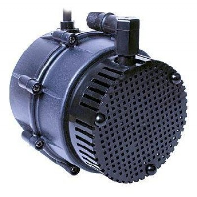 Little Giant NK-2 230V Submersible Lubricated Pump with 1/40 HP and 12' Power Cord (527076)