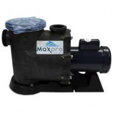MaxPro Pumps MPH10500 Hercules Low RPM Series 3 by 4 HP 10500 GPH Pond Pump, Leeson Motor