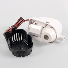 Eforcar 1pcs 12V Automatic Bilge Pump 750 GPH with Retail Box and Manuel