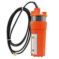 12v /24v Farm & Ranch Submersible Deep Well Dc Solar Water Pump Battery by PENSON & CO.