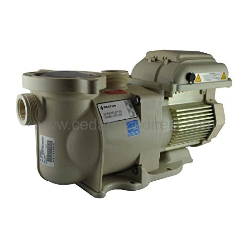 Pentair superflo vs variable speed pump 353132 for Pool motor replacement cost