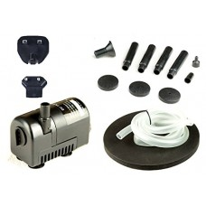 PK Green Fountain Pump with Low Voltage Mains Adaptor for Water Feature