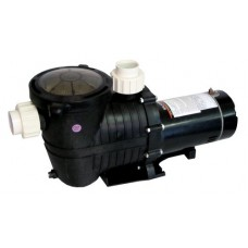 Energy Efficient 2 Speed Pump for In-Ground Pool 0.75 HP-115V with Fittings