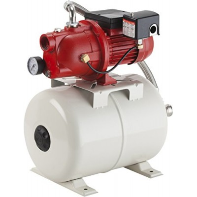 Red Lion 97080503 Shallow Well Jet Pump And Tank Package 5.8 gallon