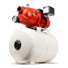 Red Lion 97080503 Shallow Well Jet Pump and Tank Package, Cast Iron Pump with pressure Tank, 5.8 gallon