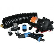 Seaflo 60 PSI Washdown Deck Wash Pump KIT 12v 5.0 GPM for Caravan Rv Boat Marine Yacht